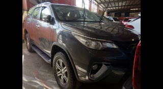 2017 Toyota Fortuner G AT Diesel