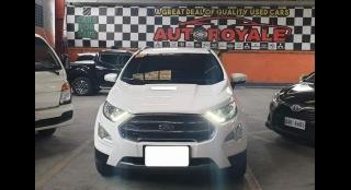 2019 Ford EcoSport 1.5 Titanium AT
