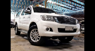2015 Toyota Hilux G (4X2) AT 2.5L
