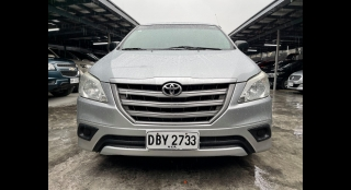 2016 Toyota Innova E AT Diesel