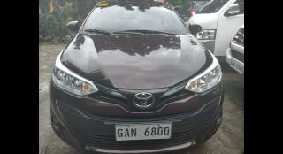 2020 Toyota Vios 1.3 E CVT