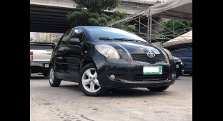 2007 Toyota Yaris AT