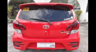 2018 Toyota Wigo G MT