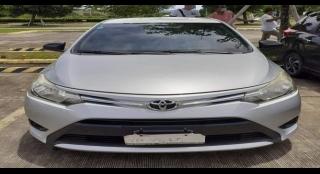 2017 Toyota Vios J MT