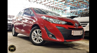 2019 Toyota Vios 1.3L AT Gasoline