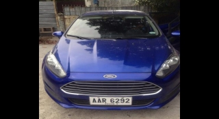 2014 Ford Fiesta Hatchback 1.5 Trend MT