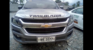2018 Chevrolet Trailblazer 2.8 4x2 LT AT