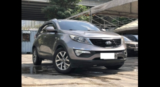 2015 Kia Sportage AT