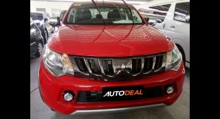2018 Mitsubishi Strada 2.4 GLS 4X2 AT