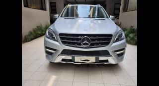 2014 Mercedes-Benz ML-Class 3L AT Diesel