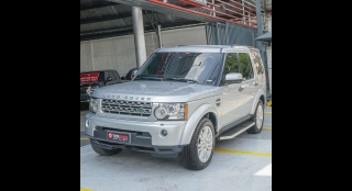 2010 Land Rover Discovery 4 TDV6 HSE