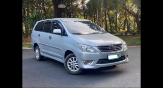 2013 Toyota Innova G Gas AT