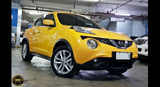 2016 Nissan Juke AT Gas