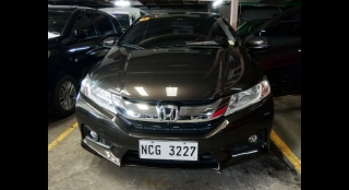 2017 Honda City 1.5L VX CVT AT Gasoline
