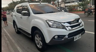 2015 Isuzu mu-X 2.5 AT