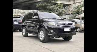 2014 Toyota Fortuner 2.5 V 4x2 AT Diesel