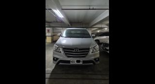 2016 Toyota Innova 2.0 MT Gas