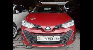2020 Toyota Vios 1.3 J AT