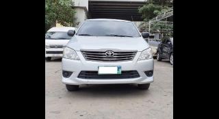 2012 Toyota Innova E Diesel MT