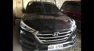 2016 Hyundai Tucson GL 2.0L MT Diesel