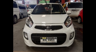 2017 Kia Picanto AT Gasoline