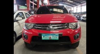 2013 Mitsubishi Strada GLX MT