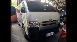 2019 Toyota Hiace 3.0 Commuter MT