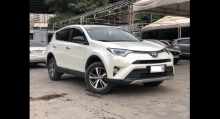 2016 Toyota Rav4 2.5L 4x2 AT Gasoline