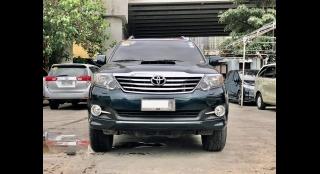 2015 Toyota Fortuner V (4X2) AT Diesel