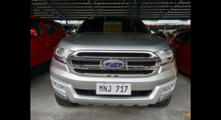 2017 Ford Everest 2.2L Titanium 4x2 AT Diesel