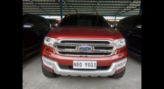 2018 Ford Everest 2.2 Titanium Plus 4x2 AT