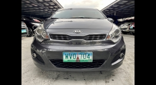2013 Kia Rio Hatchback 1.4L AT Gasoline