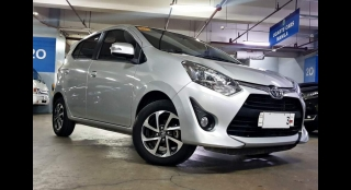 2019 Toyota Wigo 1.0 G MT