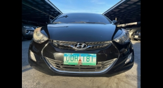 2013 Hyundai Elantra 1.8 GLS AT