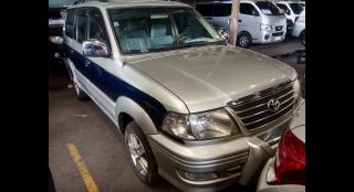 2003 Toyota Revo VX200 MT