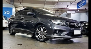 2019 Honda City VX CVT 1.5L AT Gasoline