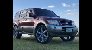 2005 Mitsubishi Pajero 3.8L AT Gasoline