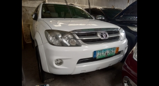 2007 Toyota Fortuner G Diesel AT