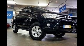2019 Toyota Hilux 2.4L G DSL 4x2 MT