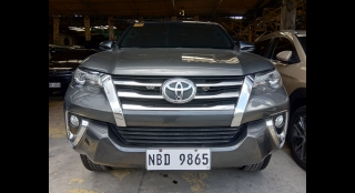 2019 Toyota Fortuner V AT Diesel