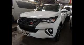 2019 Toyota Fortuner TRD AT Diesel