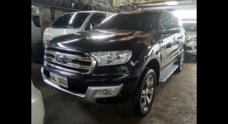 2017 Ford Everest 3.2L Titanium 4x4v AT Diesel
