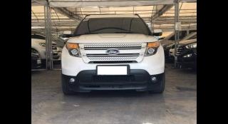 2012 Ford Explorer 3.5L Limited
