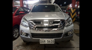 2018 Isuzu mu-X 3.0 TD AT Blue Power