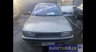 1989 Toyota Corolla 1.6L MT Gasoline