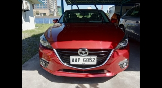 2014 Mazda 3 Sedan 2.0L AT Gasoline