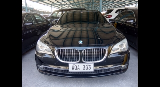 2013 BMW 7-Series 740Li
