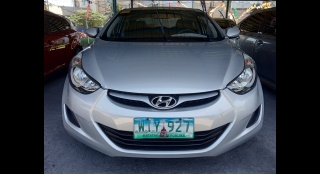 2013 Hyundai Elantra AT Gas