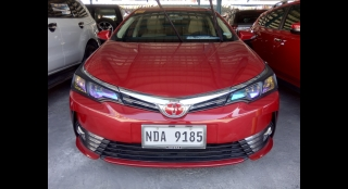 2019 Toyota Corolla Altis G AT Gas