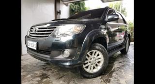 2013 Toyota Fortuner 2.5 G MT Diesel